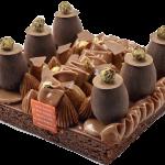 Folie CHOCOLAT Dessert de Pâques